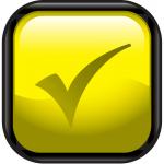 tick yellow