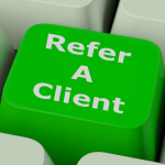 refer a client key